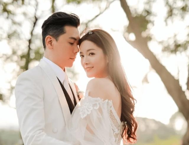 37岁苟芸慧被曝婚变,嫁富豪3年至今无子,两人已8个月未互动