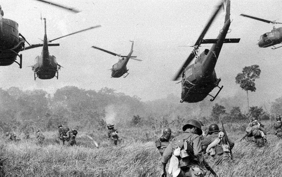 越战时期,损失惨重的美军为何不使用核武器?