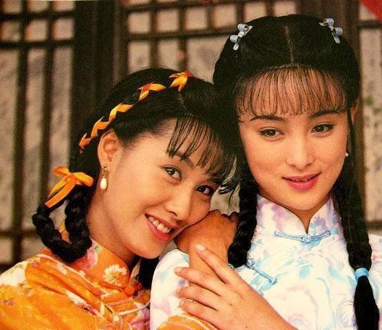 琼瑶剧难得的两女主三观正,不白莲不绿茶,坚强勇敢还会怼人