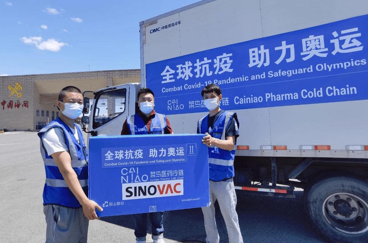 中国20万剂疫苗送出后,美国干了件丢人事,拜登被骂的直接上热搜