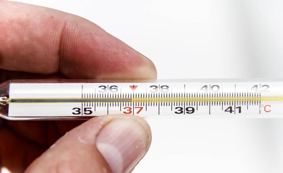 生理 体温 37 度