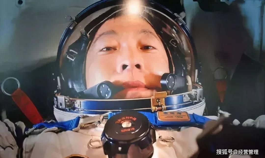 楊利偉的太空一日,為什麼看哭了無數網友?
