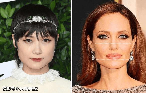 2种大脸类型你属于哪一种?根据脸型选发型更显脸瘦脸小