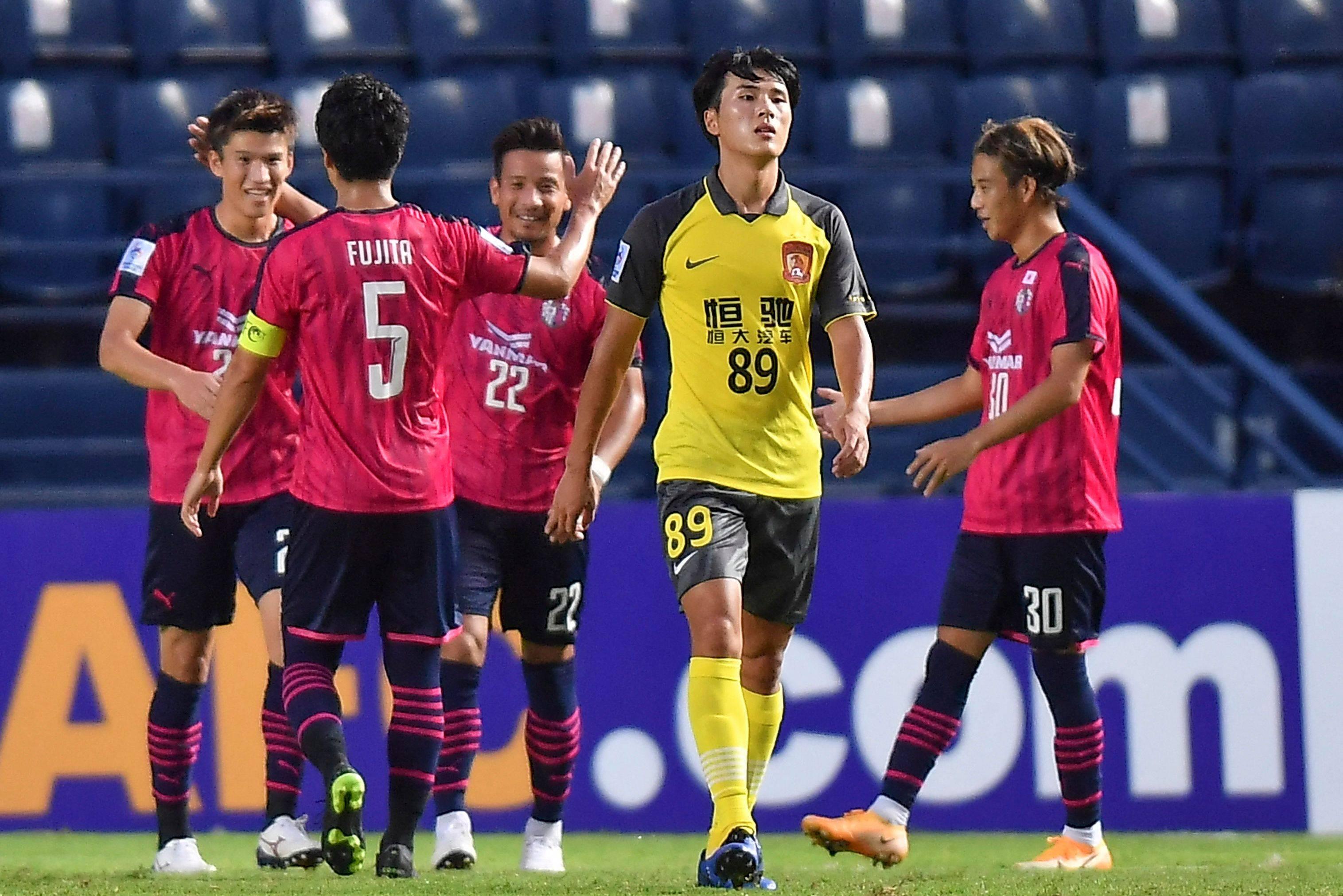 中超创亚冠参赛史惨败纪录 日本20岁小将已上演帽子戏法