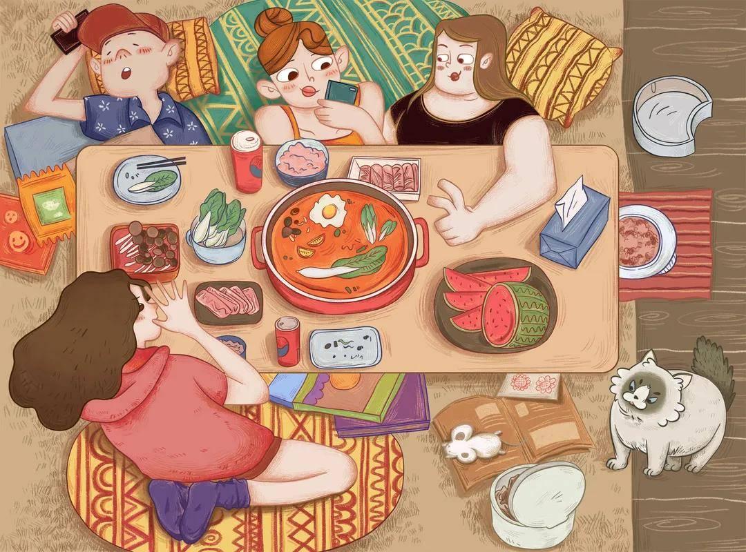 产后十大饮食原则 让你越吃越苗条哦-家庭网