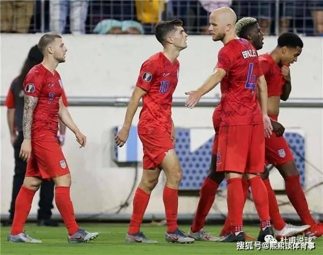 【美洲金杯】 足球精选 赛事前瞻 美国VS加拿大 比分预测
