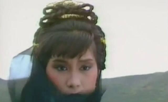 4版《天龙八部》木婉清第一次摘下面纱,谁最令人惊艳?