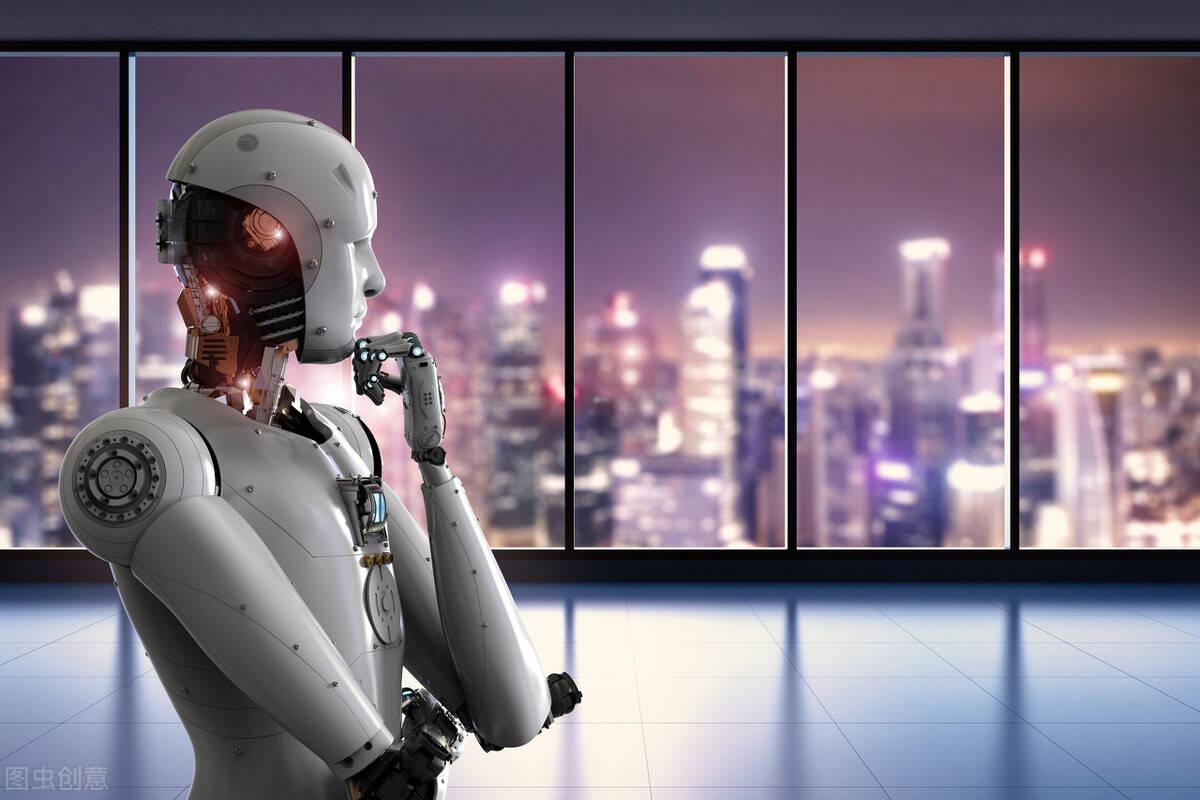 北京安防监控【玖越机器人解读】机器人:人工智能自主时代