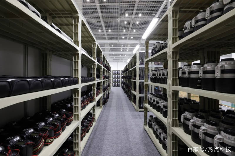 佳能在东京奥运会上设立CPS 提供器材维护、借用服务