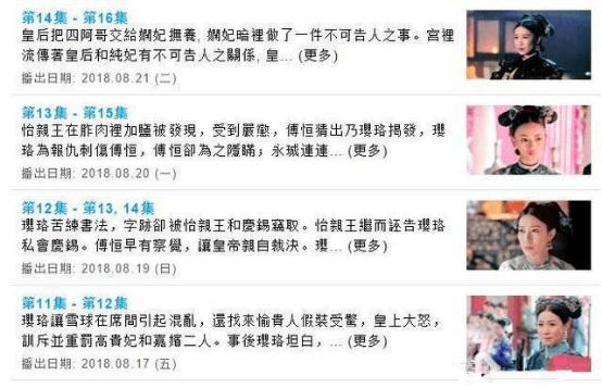 图片[8]-狗血的大热,拿奖的翻车,香港引进内地剧,冰火反差好意外-妖次元