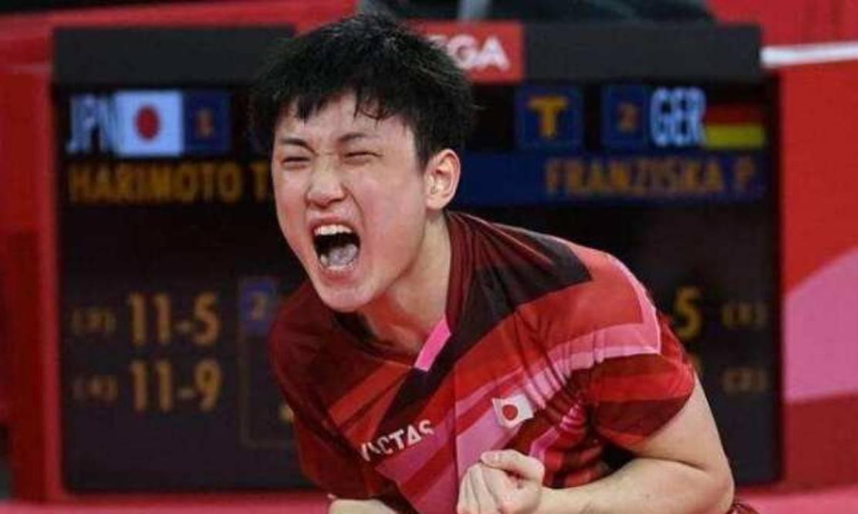 图片[2]-张本智和赢后怒摔球拍,曾叫嚣要打败国乒,网友:应该让他去养猪-番号都