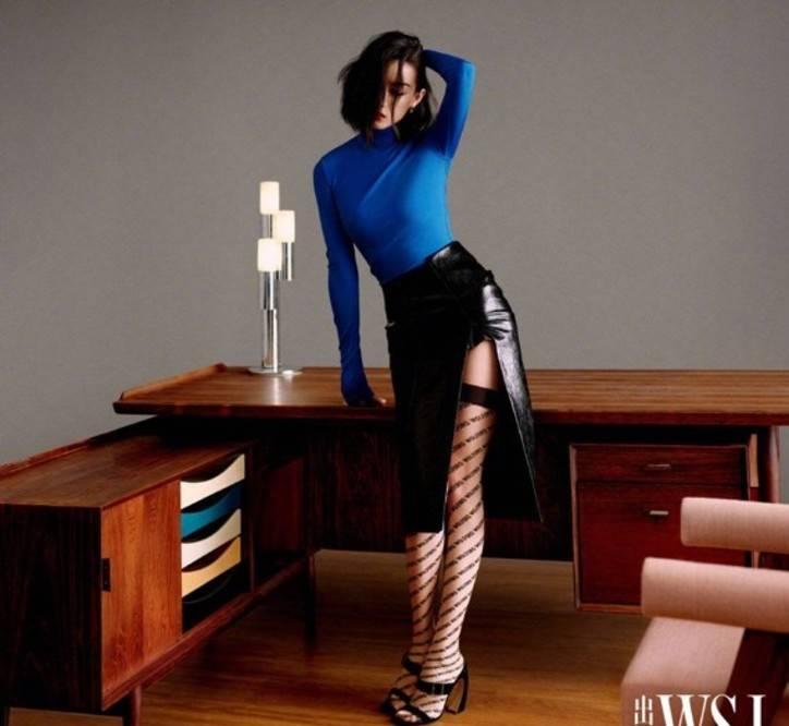 图片[8]-33岁倪妮写真造型好美!穿露背裙身材太好,网友:完美女人的样子-番号都