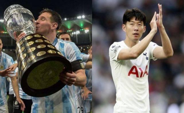 当今足坛各大洲最佳球员:亚洲南美毫无争议 C罗无缘欧洲一哥