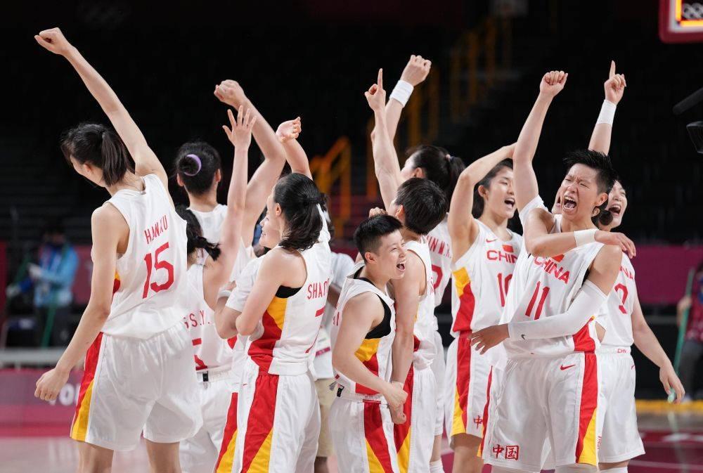 中国女篮有实力成为世界强队 邵婷:四强八强不是目标