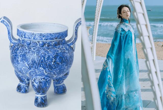 图片[4]-清华女学霸玩COS就不正经?一个汉服设计,让她成为人生赢家-妖次元