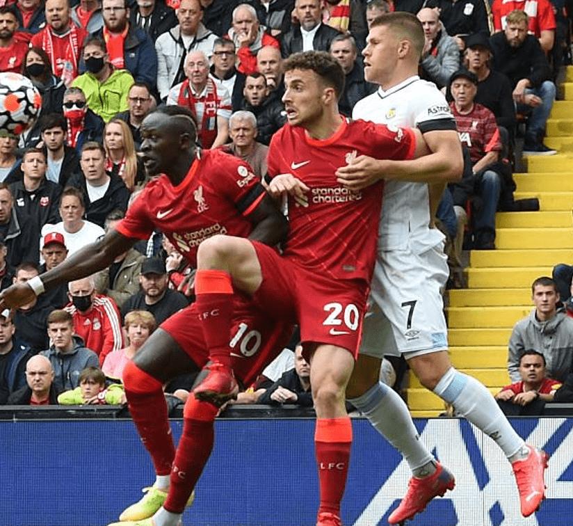 2-0!利物浦6分英超第1,一人复出是关键:2场0丢球+后场发动机!