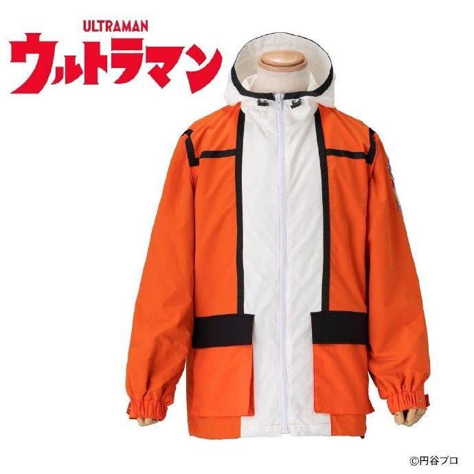 万代发售奥特曼同款服装,胜利队、奥特警备队都有