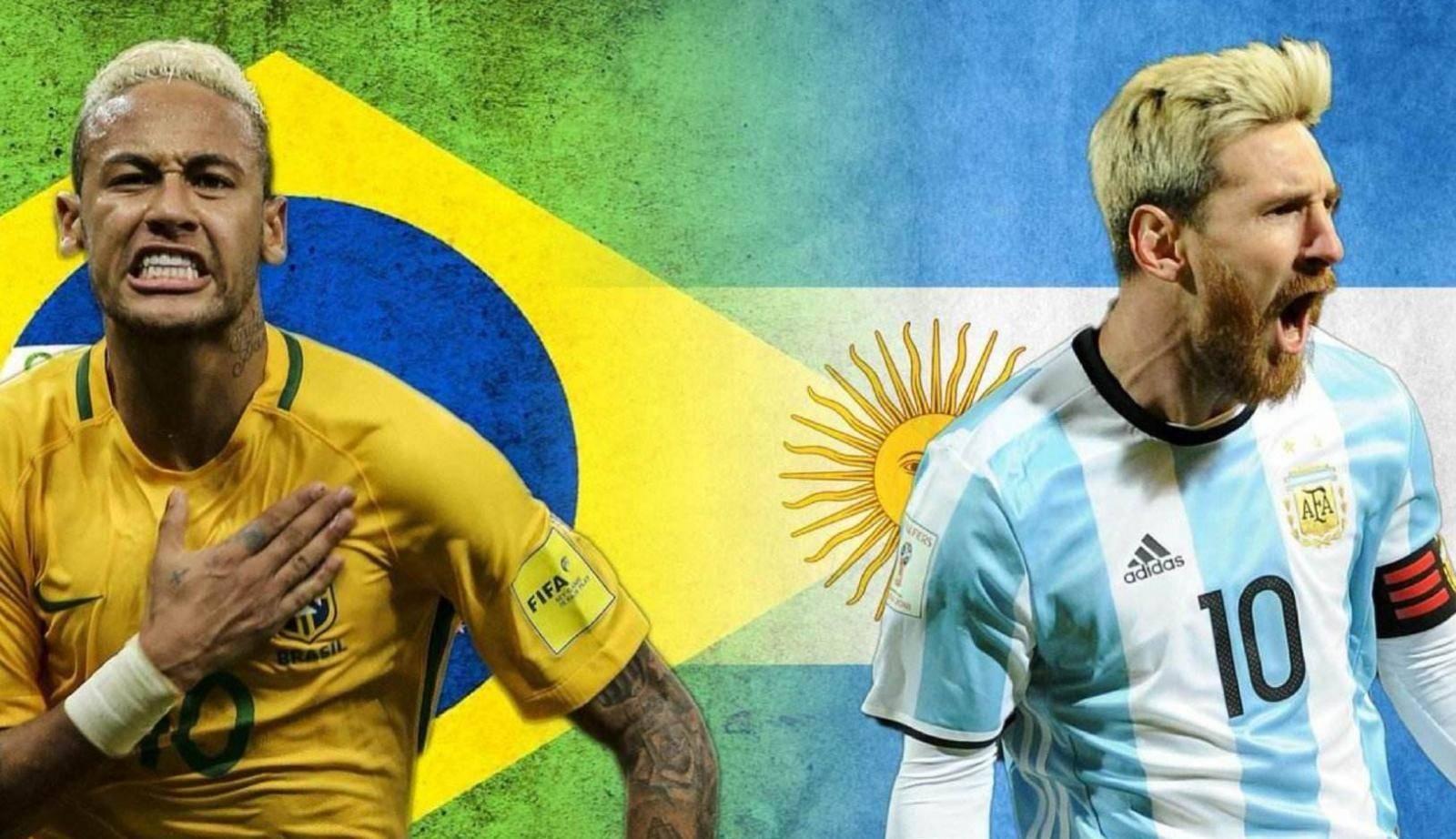 南美世预赛,巴西阿根廷再度交手,谁是最后赢家