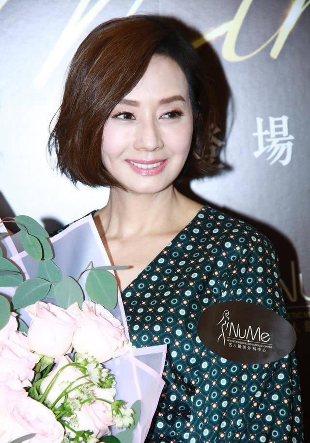 她是张国荣的前女友,未成夫妇却是知己,如今60岁比吴绮莉还嫩
