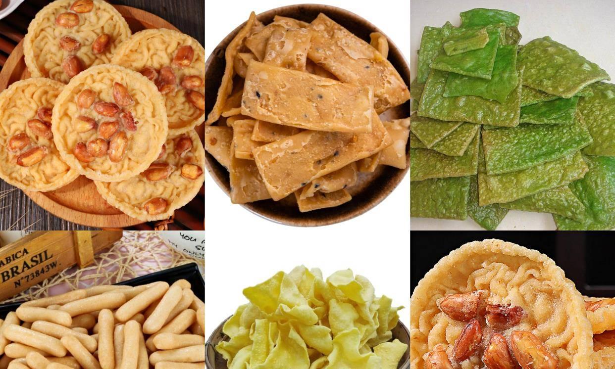 江西人爱吃的5款小零食,香脆可口,吃过的朋友都