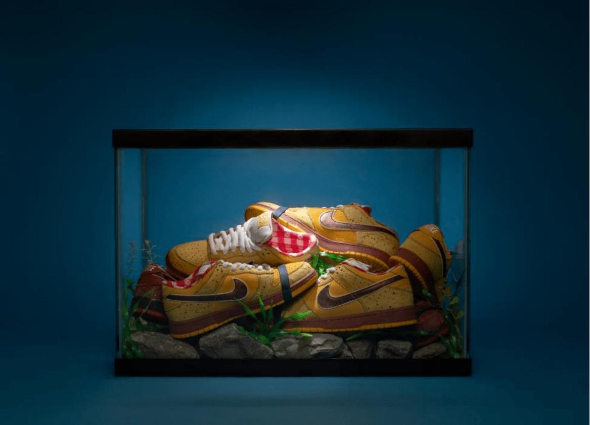 蘇富比亚洲首个球鞋专场 CULT CANVAS 极罕球鞋网拍系列之第二场拍卖