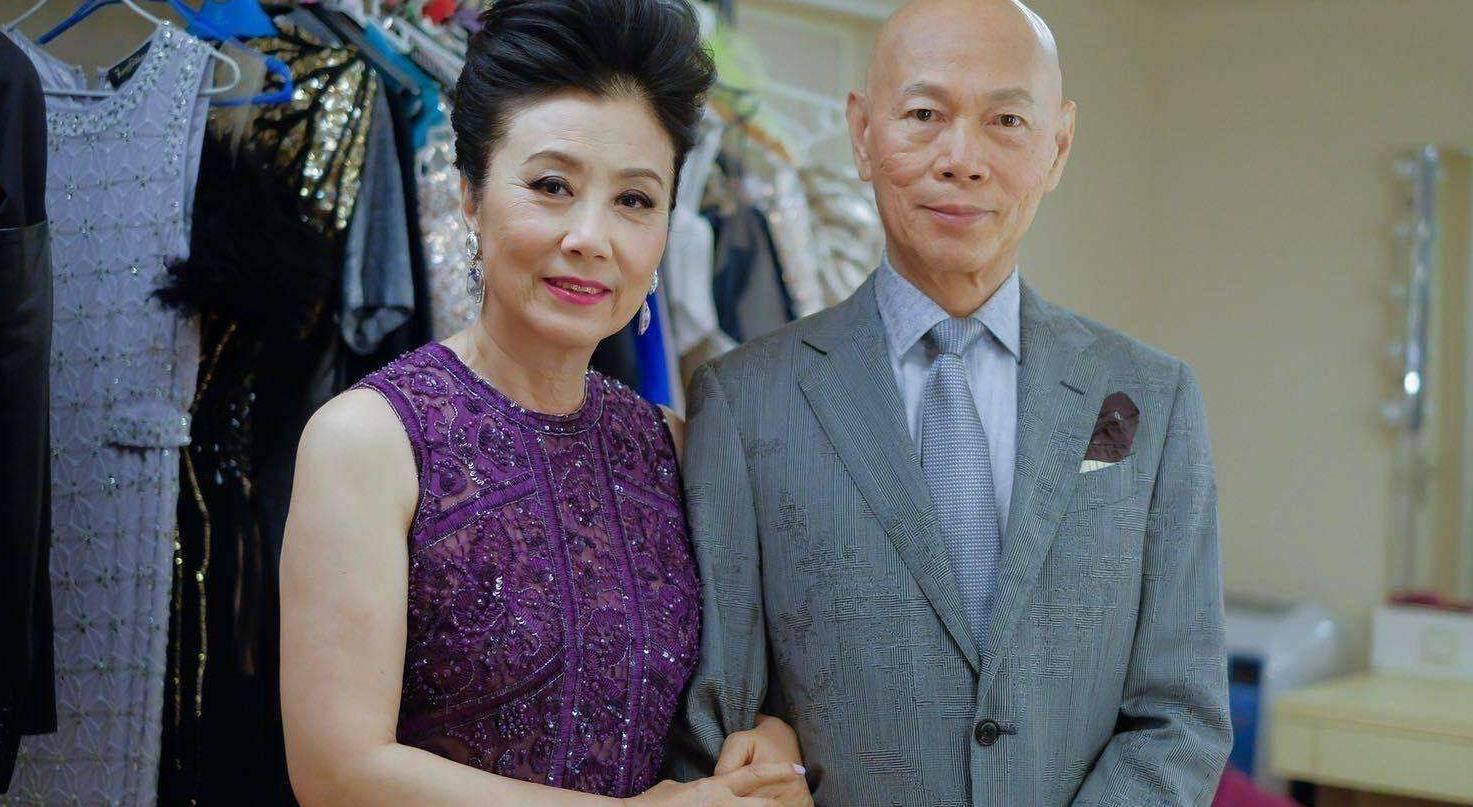 74岁的罗家英·汪明荃 结婚11年 感情越来越好 只可惜没有孩子没有女儿