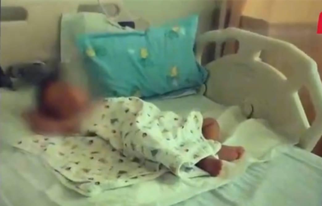 青岛一岁男孩误吞磁力,医院却没查出来,父亲:他们说是肠胃感冒