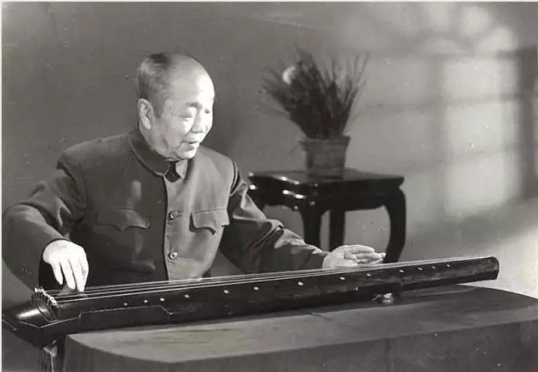 顾梅羹先生珍贵纪录片,毕生心事,尽付古琴......