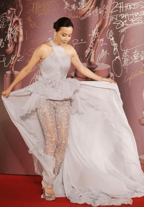 """图片[4]-这些年,这么多""""妖魔鬼怪""""出没在香港金像奖红毯,我笑不过来了-妖次元"""