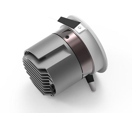 COB射灯 JF-SD1006-直照