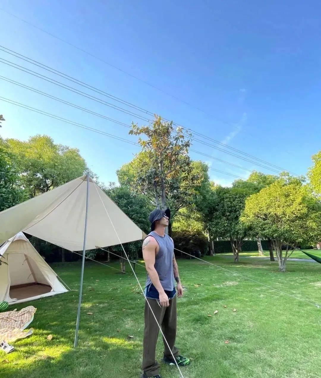 【玩转上海】秋高气爽,正是露营好时候!