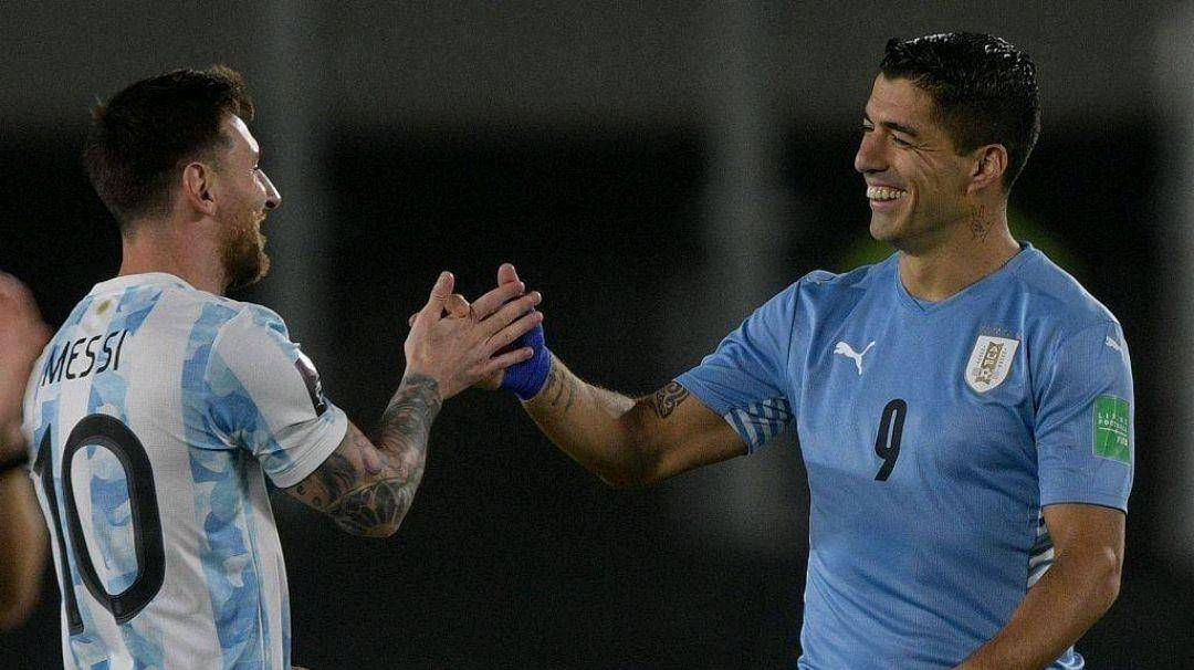 梅西:球队的实力提升了很多;大马丁是世界最佳门将之一