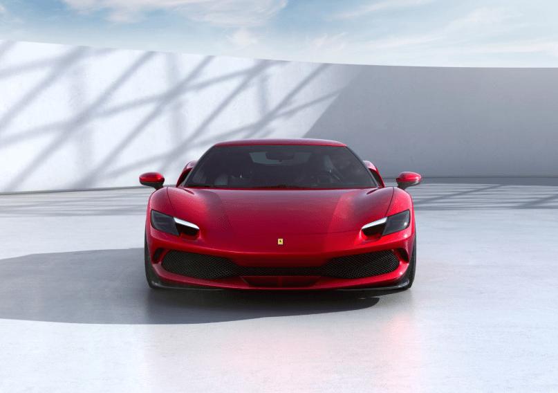 挂绿牌的法拉利 法拉利296 GTB正式上市售298.8万元
