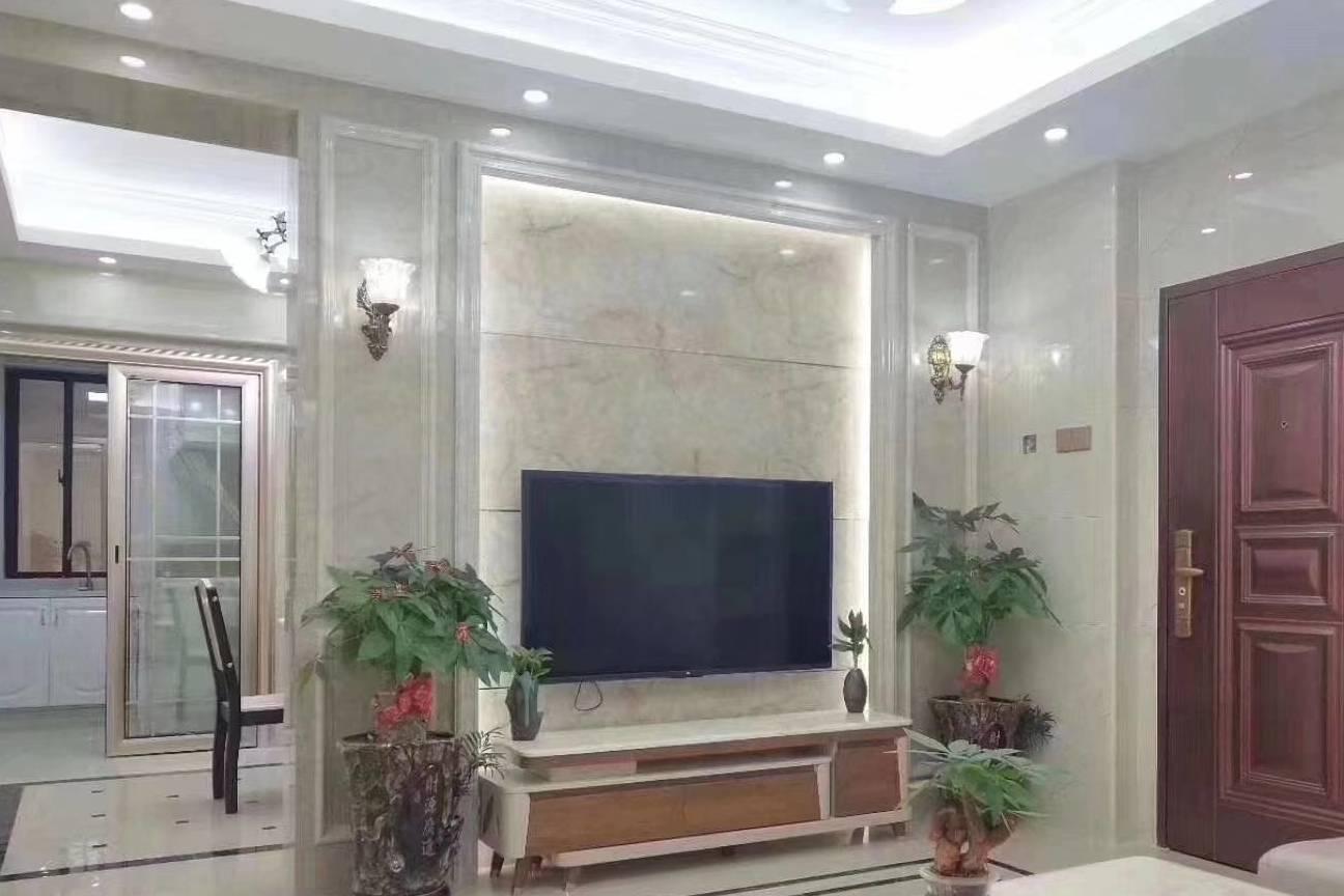 参观朋友的120㎡新房,全屋贴瓷砖奢华又大气,以后新房也这么装