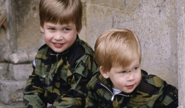 威廉哈里小时候被保姆禁止盖舒适的毯子,还不让