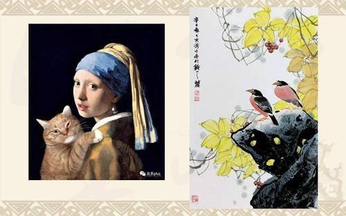 西方油画为何比中国国画要逼真那么多?