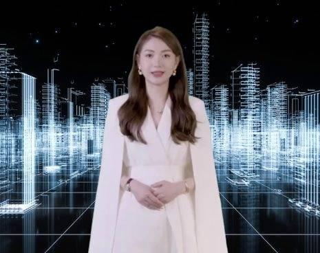 """AI主播""""小可""""亮相京东11.11启动会,分享京东云全方位技术保障"""