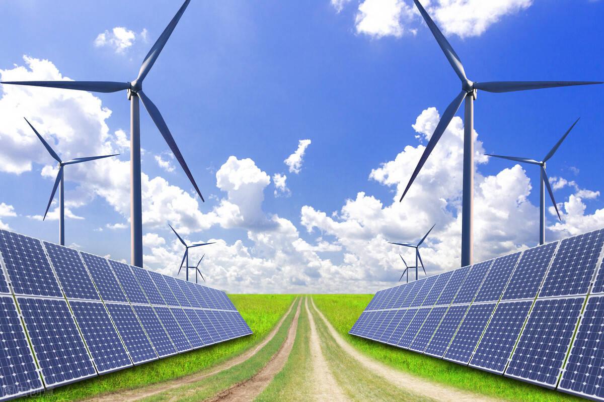 A股仅此一家,同时经营风电、光伏、锂电的企业,股票已充分回调39%