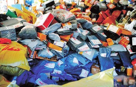 快递包装垃圾增量已占特大城市生活垃圾增量93%