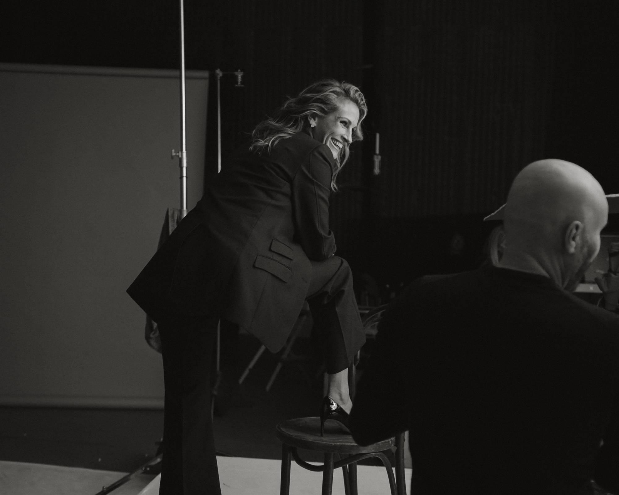Happy Diamonds全新广告影片发布,影后朱莉娅·罗伯茨诠释Chopard萧邦乐享生活