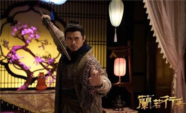 《兰若行者》上映,燕赤霞大战蚩尤,樊少皇真是什么都敢演