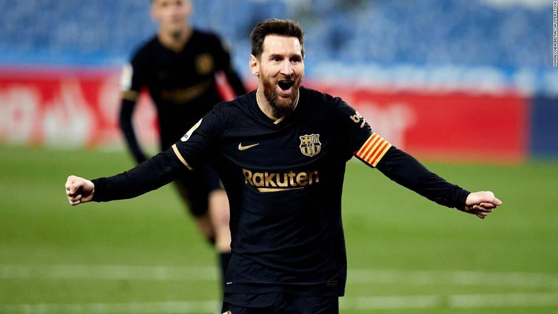 狂轰23球!梅西踢疯了,冲击3大纪录,赢球=力压皇马马竞登顶