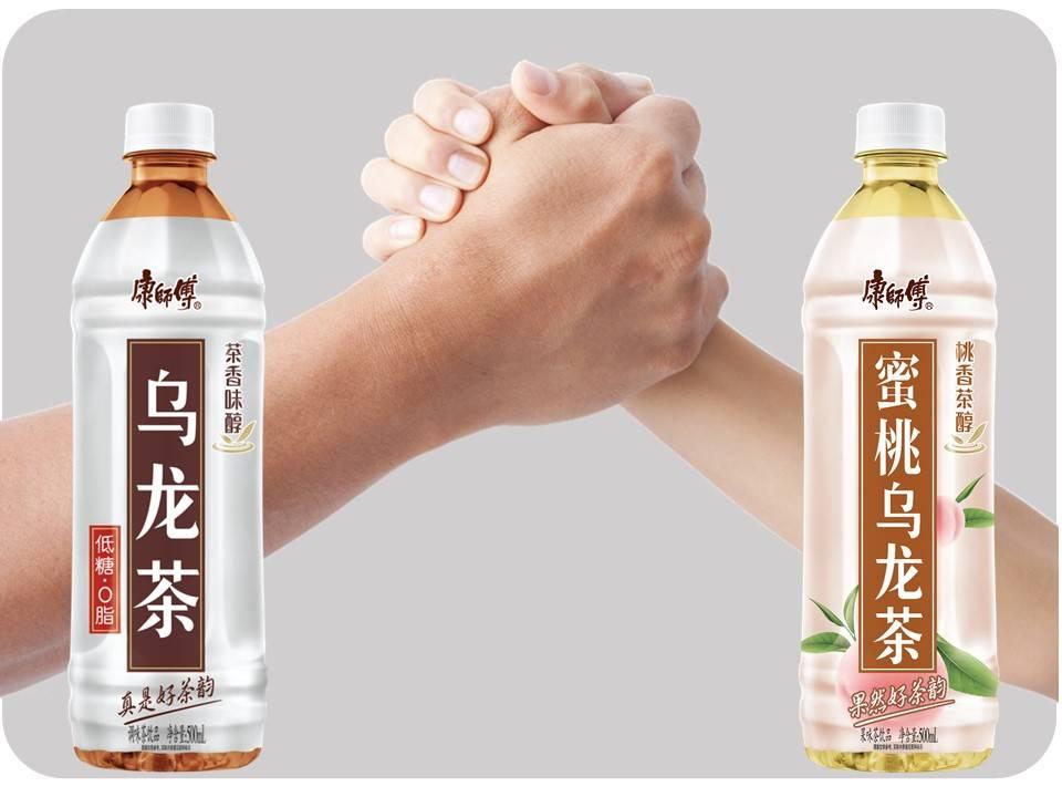 健康与品质兼顾,康师傅乌龙茶再一次抓住年轻人的心