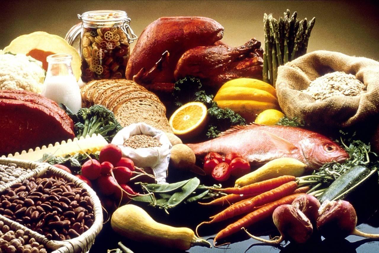 """不同年龄段所需""""最佳食物""""大盘点!照着吃更健康"""