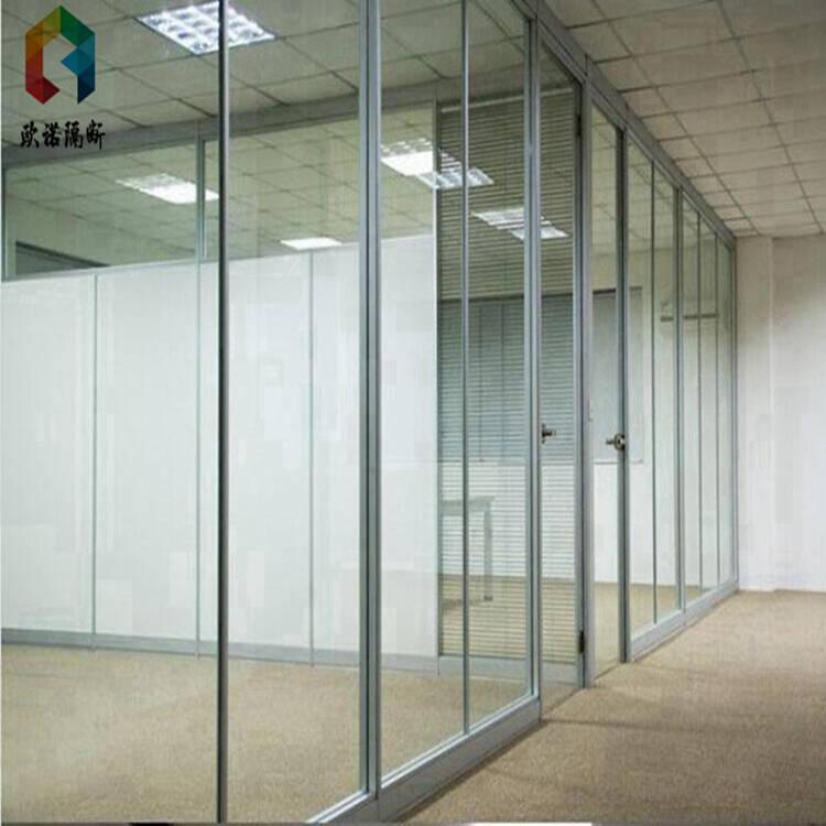 为什么铝合金玻璃隔断有那么多个厚度