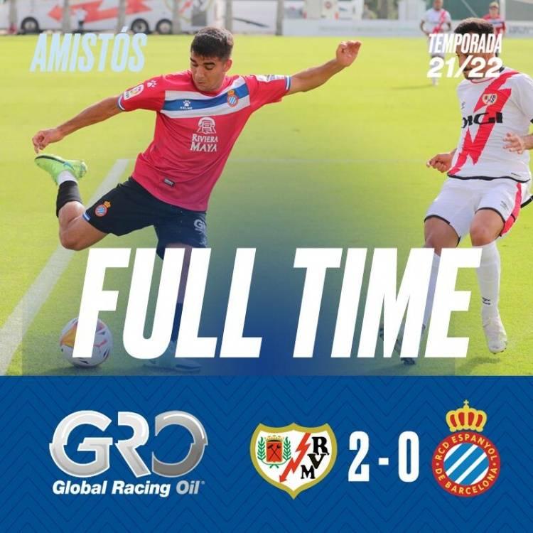 热身赛-武磊首发出战82分钟 西班牙人0-2巴列卡诺