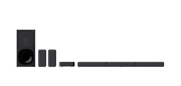 实体5.1声道190W强劲功率 索尼回音壁系统HT-S40R震撼上市