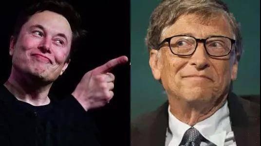 盖茨离婚出轨分手巴菲特,马斯克打脸失信:硅谷没有YYDS