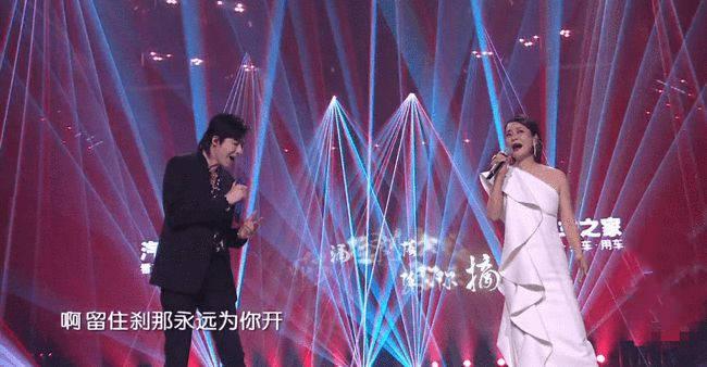 宇宁和58岁毛阿敏合唱《归去来》引热议:气息不稳,还是跑调