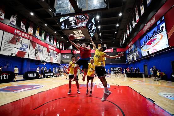NBA 3X三人篮球挑战赛广州站落幕 常州凯达四分球绝杀夺冠!